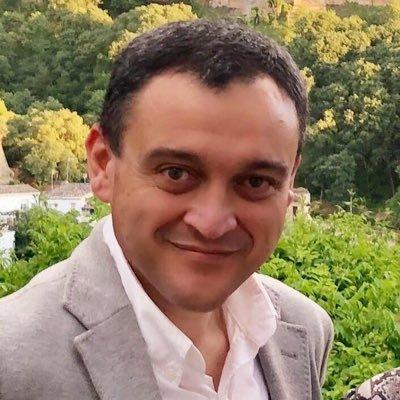 """Juan Carlos Gómez Vargas <a href=""""https://twitter.com/jcgomvar"""" class=""""twitter-follow-button"""" data-show-count=""""false"""">@jcgomvar</a>"""