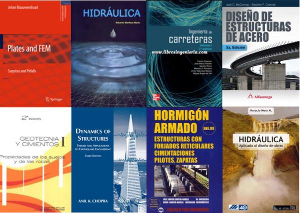 Libros ingeniería